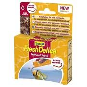 ТЕТRА FreshDelica/BW 48g желе красный червь