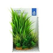 Композиция из пластиковых растений 20см