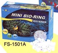 """Наполнитель керамический биологической очистки """"MINI BIO-RING"""" 400гр"""