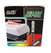 JET-001 (KW) Компрессор 2,5 Вт.,1,6л./мин.,0,5-0,7метра