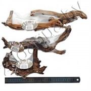 Мангровая коряга Heavy Driftwood 15-20 см