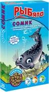 """СОМИК  ГРАНУЛЫ"" корм для рыб, питающихся у дна, коробка 35г"