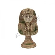 Декорация пластиковая PRIME Бюст фараона 6.5х6х12.5см