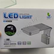 Аквариумный светодиодный светильник D-3 LEDx21,3,8W, белый, 3 режима работы, сенсорный переключатель