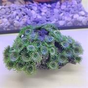 Композиция из кораллов пластиковая 22х18х10см