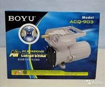 BOYU (JAD) ACQ-903 Акв. компрессор, 35 Вт, 70л/мин.  Работает от 12В. Подх. для транспортировки рыбы.