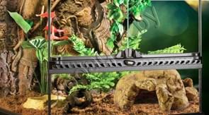 Убежище-грот Reptile Cave 11x26.5x28 см