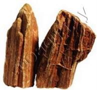 Камень Красный слоистый