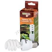 WACOOL Tropical UVB 5.0 13w лампа для террариума Е27