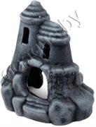Замок с круглой крышей (камень), С-10