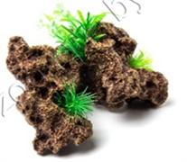 Биокерамика Риф с растениями К-104