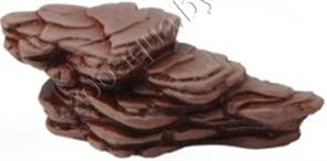 Камень для черепах (коричневый), К-25к