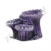 Актиния большая для черепах (фиолетовый), К-24ф