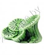 Актиния большая для черепах (зелный), К-24з