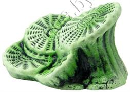 Актиния малая для черепах (зеленый), К-23