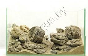 Набор камней GLOXY Слоновья кожа разных размеров