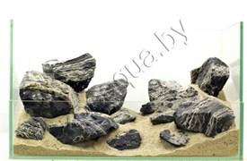 Набор камней GLOXY Зебра разных размеров