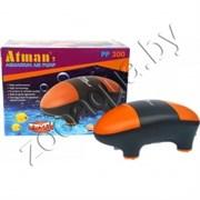 Компрессор Atman PP-200 супертихий для аквариумов до 150 литров, 150 лч, нерегулируемый