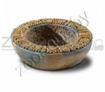 Кормушка-поилка Aztek 120 мл. 13 см x 2,3,8 см