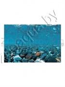 Background 05645  (7879)  Горная рекаЗеленое море 45см