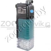 Фильтр внутренний с дождевальной флейтой, керам. вал, 7W (300-540лч,акв. 100-250л) картриджи губка