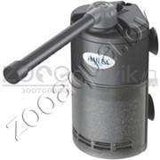 Фильтр-мини внутр. для нано аквариумов, угловой с дожд. флейтой и рег. потока, 3,5W (50-200лч,акв. до 50л)