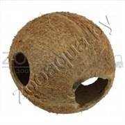 JBL Cocos Cava 1/1M - Пещерка из скорлупы кокосового ореха для аквариума и террариума