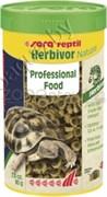 SERA Reptil Professional Herbivor NATURE 250ml80g