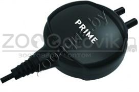 Пьезокомпрессор PRIME PR-AD-8000, 3,5Вт, 12 лч2, двухканальный, глубина аквариума до 50см, абсолютно бесшумный