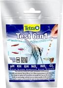 TETRA Тест 6 в 1 (+СL2) полоски 10 шт