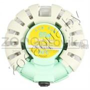 Нагреватель дисковый донный с терморегулятором 65W с пласт. защ. (акв. до 65л) для черепах 220V,50H