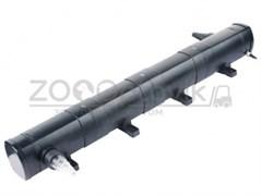Стерилизатор-UV 80W, UV-2х36W, до 6000лч, входвыход 20253238mm, кабель 14м, длина 980мм, до 60
