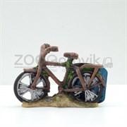 Грот Велосипед, 155х65х108 мм