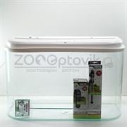 Аквариум AquaGold мера 120 л. (белый) готовый комплект с оборудованием