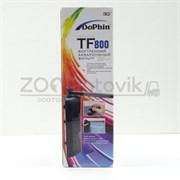 Dophin TF-800 (KW) Угловой внутренний фильтр, 12 вт., 650 л.ч., с регулятором и дождиком