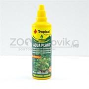 Aqua Plant препарат с макроэлементами для аквариумных растений:азот(N)фосфор (P)калий, 100мл1000 л
