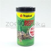 Biorept L Универсальный корм для сухопутных черепах и игуан, 250мл70гр.(банка)
