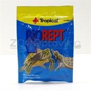 Biorept W Универсальный корм для всех видов черепах в виде плавающих палочек, 20 гр.(пакет)