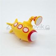 Декорация пластиковая PRIME Подводная лодка (игрушка-поплавок) 7.4х4.6х6.5см