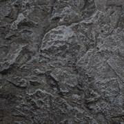 Фон рельефный для террариумов Nomoy Pet камень серый 60х45х3,5