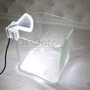 Аквариум Aqua Куб  3.2 л. с Led освещением
