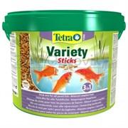 TETRA Pond Variety Sticks 3 вида гранул 10L