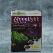 Лампа ночная ReptiNightglow, 100 Вт
