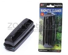 Магнит для очистки стекол KW Zone L 11х3 см