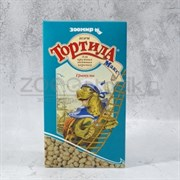 Корм для крупных водяных черепах Тортила Макс, гранулы, 90 г