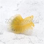 Рыбка силиконовая - петушок KW Zone A-015 Orange