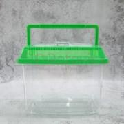Аквариум пластик KW Zone PT-180 18 см, 1,5 литров
