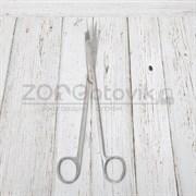 Ножницы  из нержавеющей стали I-547 с искривленными ножами